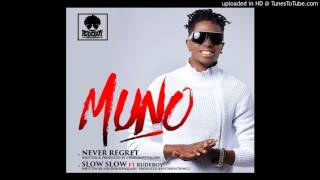 Muno - Never Regret (African Best 2016)