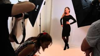 product & fashion studio photo session example - see me in action