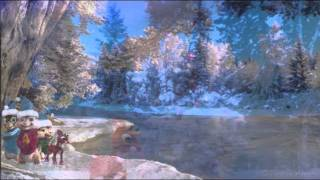 Rudolph, the Red-Nosed Reindeer sung by Alvin and the Chipmunks (HD)