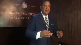 """Robinson Día sobre reelección: """"Nosotros les prendemos fuego a está vaina"""""""