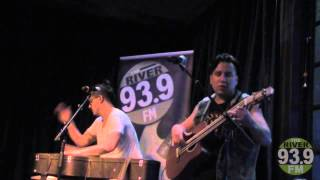 93.9 Live River Session: American Authors - Luck