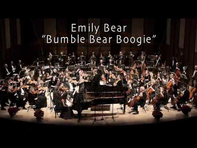 Bumble BEAR Boogie