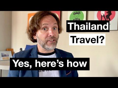 How to Enter Thailand NOW (Step-by-Step) - Thai Visa Amnesty Ending - Thailand Tourism News