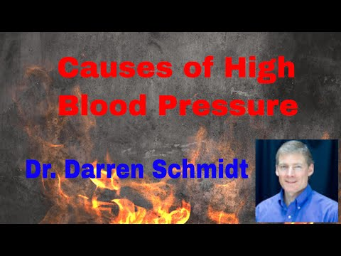 Video High Blood Pressure Causes.