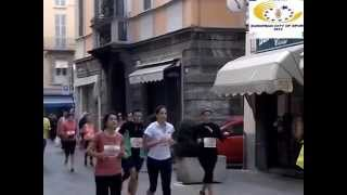 preview picture of video 'Half Marathon Pavia 2014'