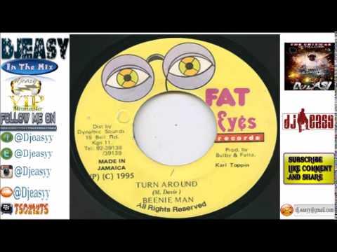 Side Kick Riddim Mix 1995 (Fat Eyes) mix by djeasy