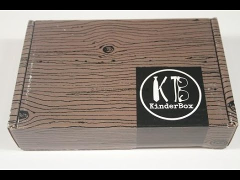 The KinderBox May 2015 Review + Coupon – Subscription Box for Men