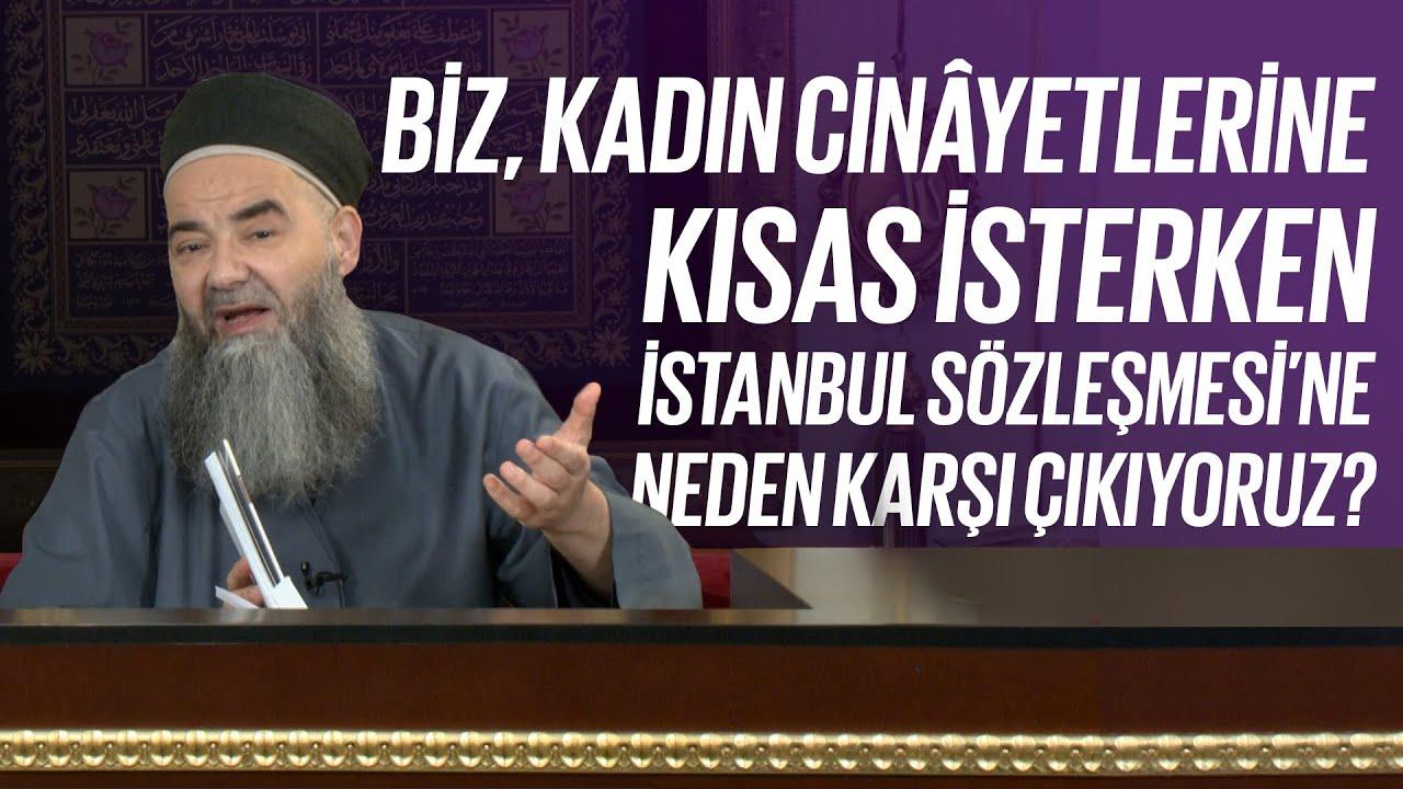 Biz Kadın Cinayetlerine Kısas İsterken İstanbul Sözleşmesi'ne Neden Karşı Çıkıyoruz?