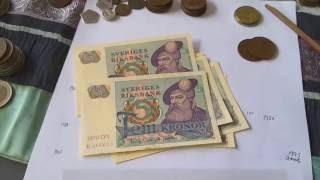 Swedish 5 kronor banknote