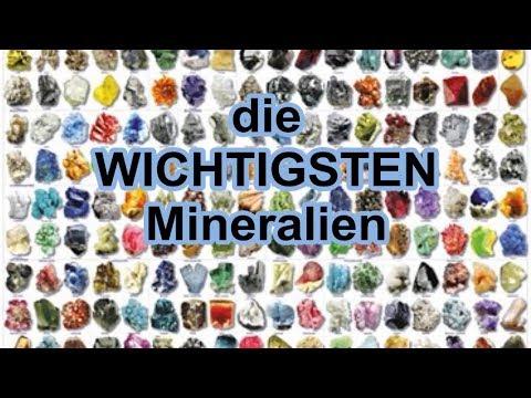 die WICHTIGSTEN Mineralien ☝🙂 Orgonit ChemBuster TowerBuster Orgon