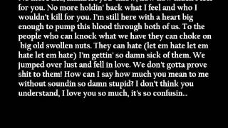 Forgive Me by Denance with Lyrics