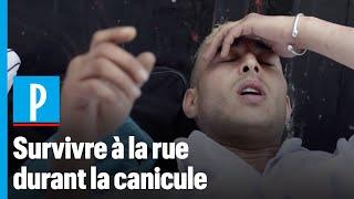 Les Sans-abri Souffrent De La Canicule : « C'est De La Survie »