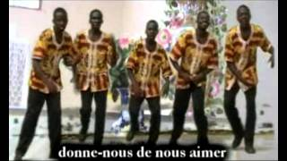 preview picture of video 'Nous voulons la Paix Chorale le Messager de Ngaoundéré'