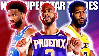 7 NBA SUPERSTARS THAT WILL BE TRADED IN THE 2020 OFFSEASON