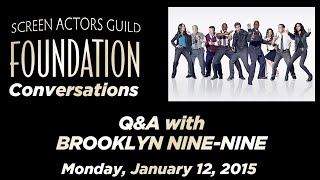 Conversations with the Cast of BROOKLYN NINE-NINE