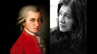 Mozart - Sonata in D major, K. 576 (Argerich)