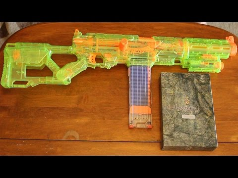 Download Nerf Review Long Strike Cs 6 Video 3GP Mp4 FLV HD Mp3