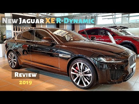 New Jaguar XE R Dynamic 2019 Review Interior Exterior