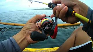 #ultralight #boatcasting #angler NEW FISH UNLOCK | EMPEROR FISH (KANUPING)