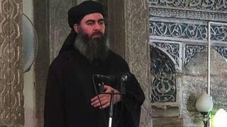 Remote Viewing on Islamic State leader Abū Bakr al-Baghdadi