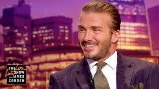 David Beckham Had a Big Influence on Brooklyn's First Tattoo - Video Youtube