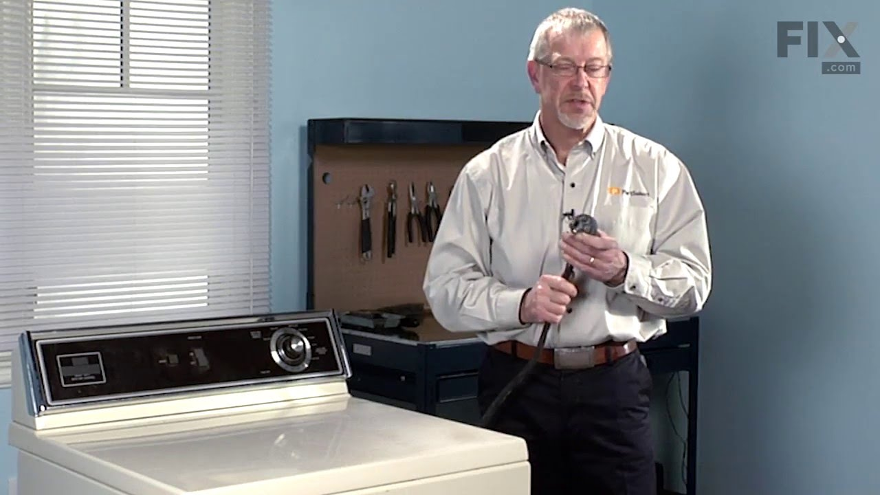 Replacing your Maytag Dryer Tumbler and Motor Belt