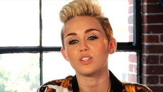 Miley Cyrus' Five Favorite Female Singers
