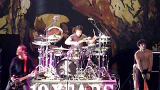 """10 years """"Russian Roulette"""" Carnival of Madness, Merriweather, Columbia MD 7/28/10 live concert"""