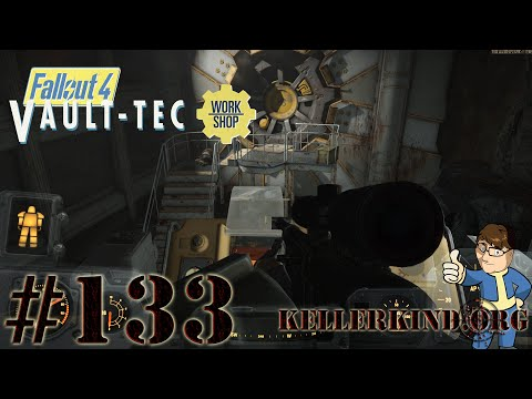 Fallout 4 - Vault-Tec Workshop #133 - Vault 88 ★ Let's Play Fallout 4 [HD|60FPS]