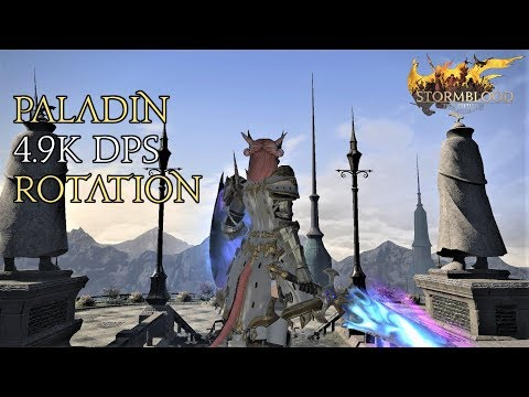 Paladin Tank Rotation - смотреть онлайн на Hah Life