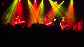"""Armor For Sleep - """"Lullaby"""" Live at Irving Plaza in New York City 7/14/12"""