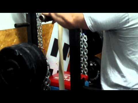 Cable Roller Wrist Flexion