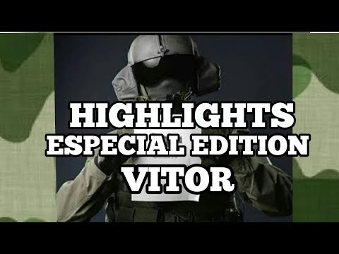 R6 HIGHLIGHTS ESPECIAL EDITON FT:VITOR DO CLAN