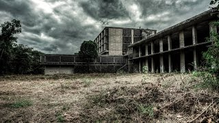SECRET GOVERNMENT FACILITY IN WOODS  (ABANDONED)