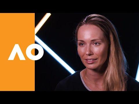 bcb16e50 Semifinalist Collins living her own American dream | Australian Open 2019