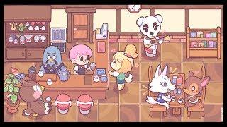 Coffee at Crossing Café ☕🎵