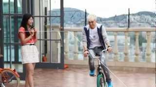 '클래식' M/V 메이킹 영상 | Making of 'Classic' M/V (박진영, 택연, 우영, 수지)