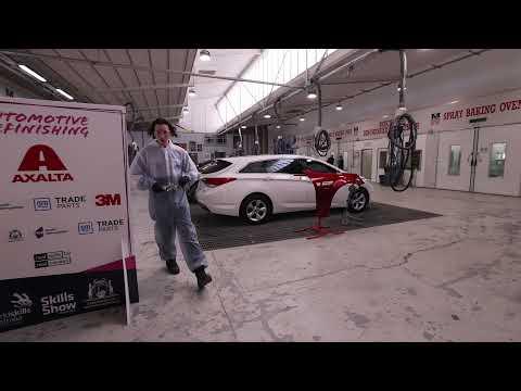 WorldSkills Australia National Championships   Auto Refinishing WA Thumbnail