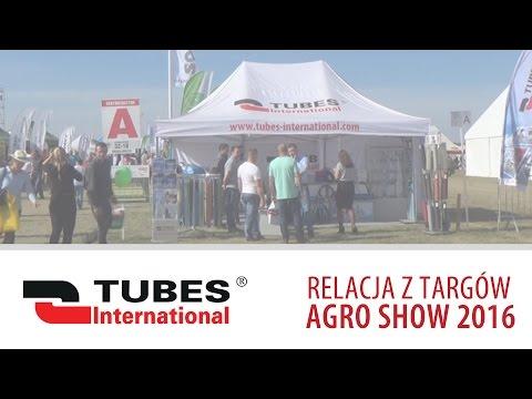 Targi AgroShow 2016 - Tubes International - zdjęcie