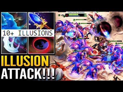 IMBA ILLUSION - AdmiralBulldog Terrorblade Fun Tactic Gameplay Dota 2