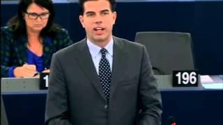 Gyürk András felszólalása a Magyarországról rendezett plenáris vitán 2014. október 21-én
