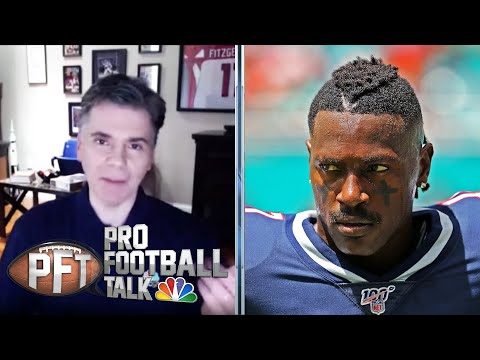 PFTPM: NFL suspends Antonio Brown eight games | Pro Football Talk | NBC Sports