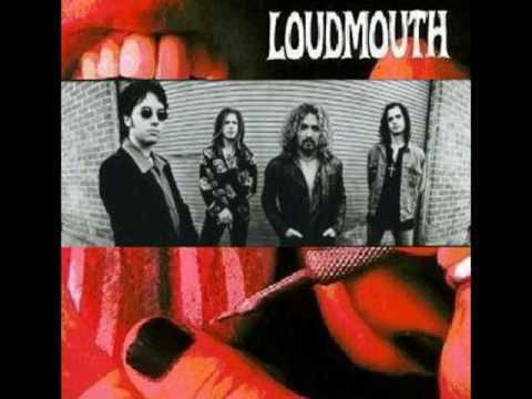LOUDMOUTH demo SPEEDBALL hard rock Heavy Metal music