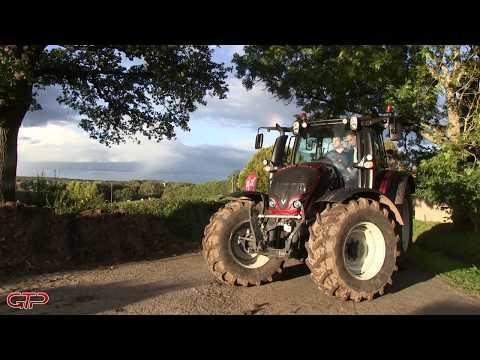 Tracteur Valtra 3