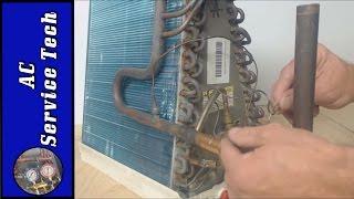 TXV Thermostatic Expansion Valve Sensing Bulb Position!