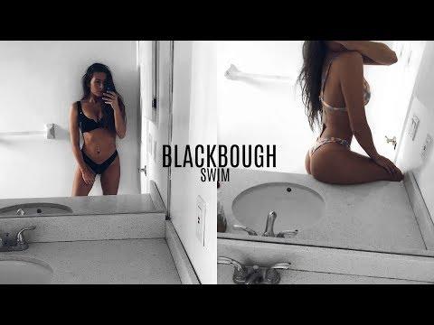 HUGE BIKINI TRY ON HAUL!! BLACKBOUGH SWIM REVIEW 2017