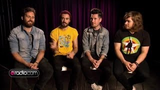 Bastille Is Surprised To Learn They're A Buzz Band