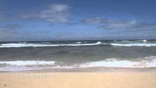 preview picture of video 'La plage de Gris Gris à Souillac (Ile Maurice)'