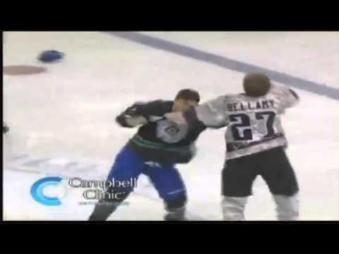 Corey Bellamy vs. Garret Lockeridge