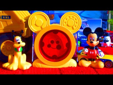 Fisher Price Mickey Mouse Clubhouse Mickey Pluto Toodles Mouseketools ...